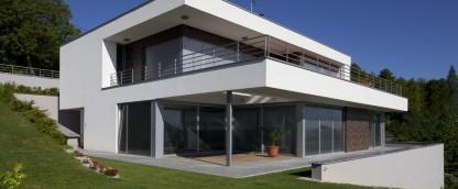 Baie-vitrée aluminium