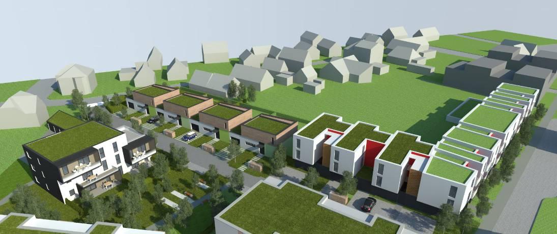 Exemple d'un projet de construction immobilier avec un promoteur immobilier