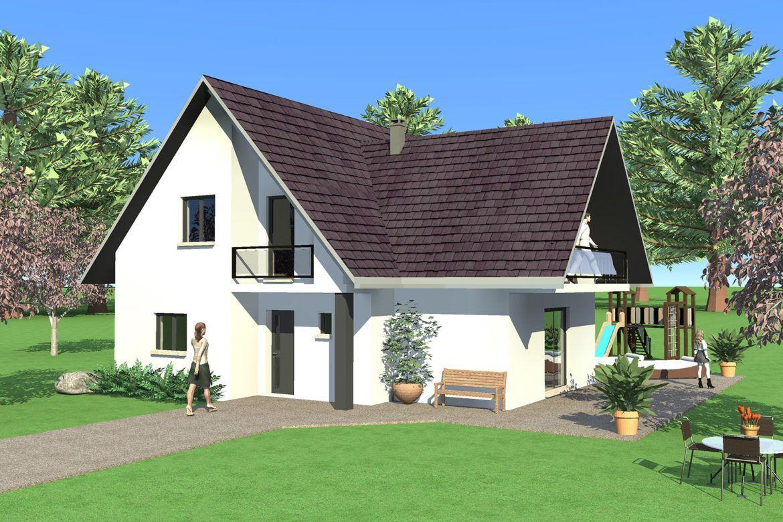 modèle maison à construire